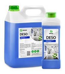 Средство для мойки и дезинфекции различных поверхностей  Deso C 10, 5 кг.