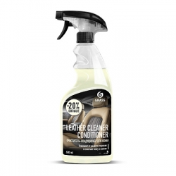 """Очиститель-кондиционер кожи """"Leather Cleaner Conditioner"""" (флакон 600 мл)"""