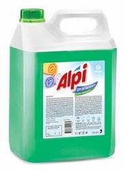 Концентрированное жидкое средство для стирки ALPI для цветных вещей, канистра 5кг