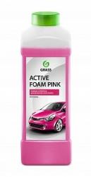 """Активная пена """"Active Foam Pink"""" Цветная пена, 1 л."""