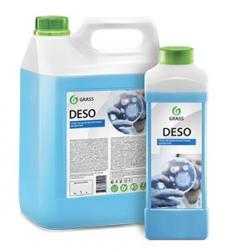 Средство для мойки и дезинфекции различных поверхностей Deso, АНТИМИКРОБНОЕ  1 л.