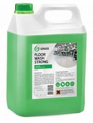 Средство для мытья полов Floor Wash Strong (щелочное), 5,6кг.