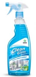Очиститель стекол Clean Glass бытовой Голубая лагуна 0,6 кг. тригер