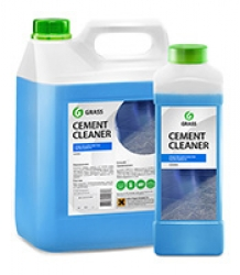 Кислотное моющее средство Cement Cleaner, 5,5 кг.