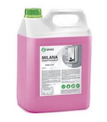 Жидкое крем-мыло MILANA Fruit Bubbles, 5 кг