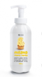 Жидкое мыло MILANA мыло-пенка Лимонный пирог 500мл.