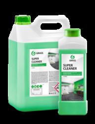 Концентрированное щелочное моющее средство Super Cleaner канистра 5,8кг