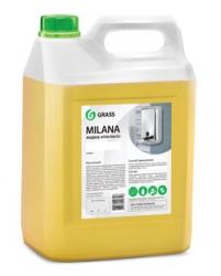 Жидкое мыло MILANA молоко и мед , 5кг.