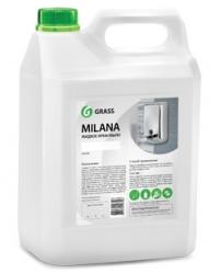 Жидкое мыло MILANA жемчужное, 5кг.