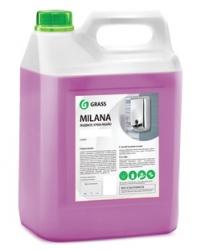 Жидкое мыло MILANA черника в йогурте, 5кг.