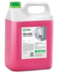 Жидкое мыло MILANA спелая черешня, 5кг.