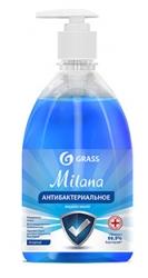 Жидкое мыло MILANA  Original антибактериальное  500мл.