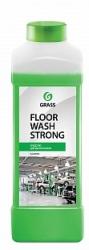 Средство для мытья полов Floor Wash Strong (щелочное), 1 л.