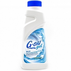 """""""G-OXI gel"""" ПЯТНОВЫВОДИТЕЛЬ — ОТБЕЛИВАТЕЛЬ для белых тканей с активным кислородом 500мл"""