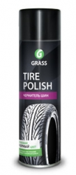 """Чернитель шин """"Tire Polish"""" (аэрозоль 650 мл) Чернитель шин """"Tire Polish"""" (аэрозоль 650 мл)"""