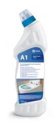 "Моющее средство для ежедневной уборки туалетов ""Apartament series А1"" (флакон 750 мл)"