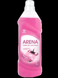 Средство для мытья пола Arena (нейтральное), цветущий лотос, 1 л.