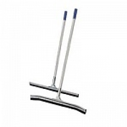 Сгон изогнутый для пола с ручкой, 75 см IT-0281