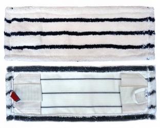 Моп 100% микрофибра шубка жесткий абразив IT-0332