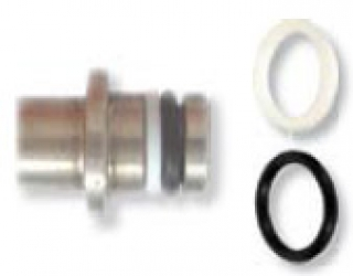 Комплект колец (пластик+резина шланг керхер) Dolly O-Ring X39 D-11