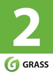 "Наклейка для бокса ""2 GRASS"""
