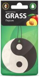 Ароматизатор картонный Инь Янь персик