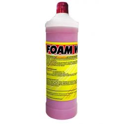 Foam wax 1 foam wax полимерный шампунь с кондиционером 1л.