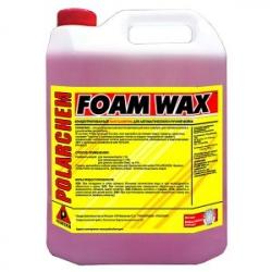 Foam wax 4 foam wax полимерный шампунь с кондиционером 4л.