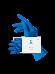 Комплект перчатки латексные Размер S,M,L  DUTYBOX