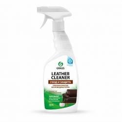 """Очиститель-кондиционер кожи Grass """"Leather Cleaner"""" , 0,6 кг. тригер"""