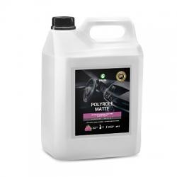 """Полироль-очиститель пластика """"Polyrole Matte"""" матовый блеск, 5 кг."""