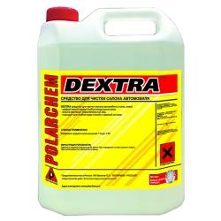 Dextra 4 dextra средство для химчистки салона автомобиля 4л.