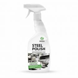 """Средство чистящее полирующее защитное для различных поверхностей """"Steel Polish"""" 600мл"""