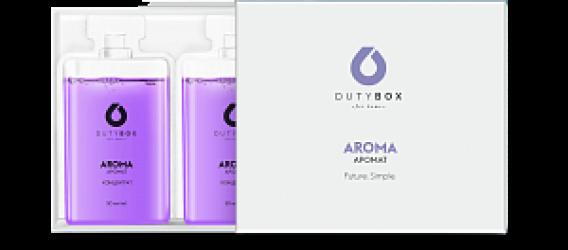 Концентрат-Спрей ароматизатор воздуха (манго) DutyBox 50мл.(2шт.в упак.)