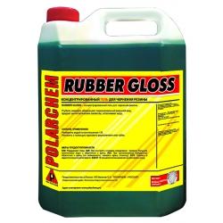 Rubber gloss 4 rubber gloss концентрированный гель для чернения резины 4л.
