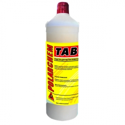 Tablo 1 tablo матовый полироль для всех видов пластика и кожи 1л.